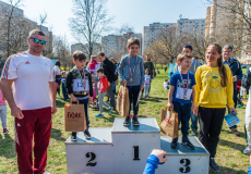 SPRING RUNNING COMPETITION 23.03.2019.