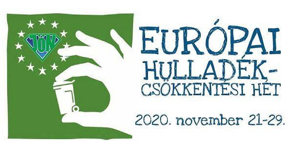 Mi is csatlakoztunk az Európai Hulladékcsökkentési Héthez!