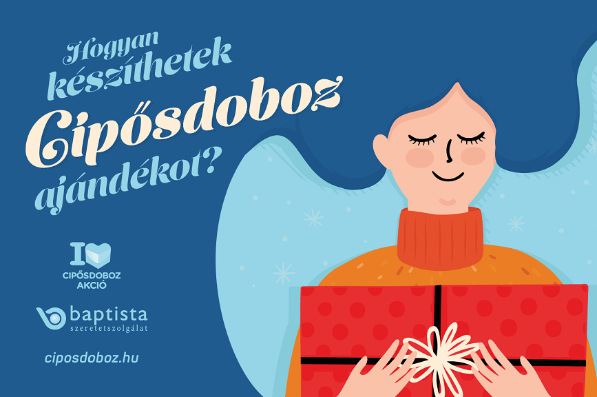 Tegyük szebbé EGYÜTT több száz nehéz sorsú gyermek karácsonyát!
